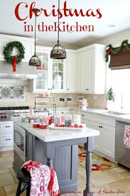 kitchen christmas decorating ideas my heart up close outdoor decor
