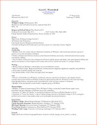 resume for college freshmen berathen com