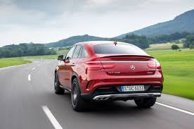 mercedes jeep 2016 red 2016 mercedes benz gle coupe first drive review motor trend