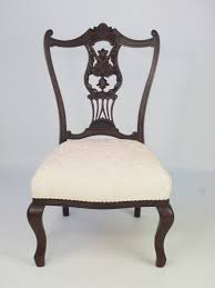 Vanity Table Chair Small Antique Edwardian Dressing Table Chair 394748 Hastac 2011
