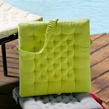 galette de chaise 45x45 galette de chaise raffinée et tendance