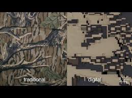 Color Blind Camouflage Test Camouflage Based On How Deer See Youtube