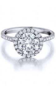 solitare ring engagement rings new york city diamond district