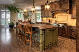 country kitchens with islands country kitchen designs with islands u shaped country kitchen