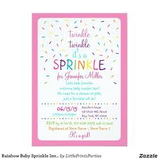 what is a sprinkle shower best 25 baby sprinkle invitations ideas on sprinkle