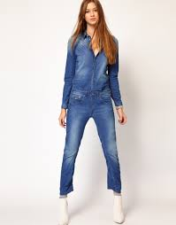 denim jumpsuits denim jumpsuit womens clothing with excellent inspiration in spain