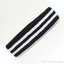 black headbands 2018 black white new and high quality women cotton headbands hair