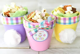 easter present ideas cute easter gift ideas hoppy easter bunny pots fun squared