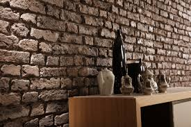 wood wall panel add texture faux brick panels for a terrific