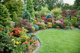 Flower Garden Ideas Formidable Awesome Minimalist Home Garden Layout Design Ideas