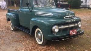 Ford Old Pickup Truck - 1951 ford f1 classics for sale classics on autotrader
