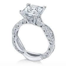 tacori crescent engagement ring 2644pr834 platinum tacori classic crescent engagement ring tq