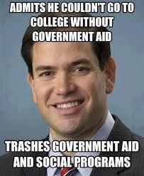 Rubio Meme - funny memes skewering the 2016 gop candidates marco rubio gop