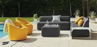 Modern Outdoor Furniture Finds - Designer outdoor chair