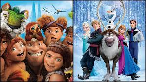 frozen u0027 u0027croods u0027 annie nominees animated feature