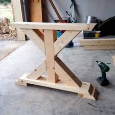 farm table plans free didn u0027t have clamps big enough to secure