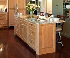 Kitchen Island Countertop Overhang Kitchen Island Countertop View In Gallery Best 20 Kitchen