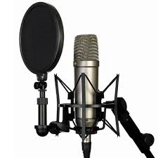 rode nt1a p condenser microphone samash