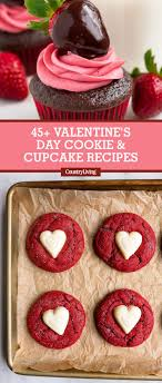 day cookies 45 best s day cookies and cupcakes recipes country living