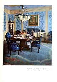 design u2013 interior u2013 blue dining room vintage printable at