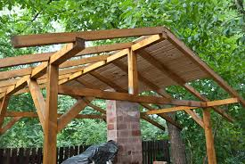Building A Backyard Pizza Oven by How To Build A Pizza Oven Shelter Howtospecialist How To Build