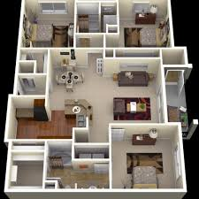 Floor Plans For 3 Bedroom Houses 3 Bedroom House Plan Designs Minimalisthouse Co