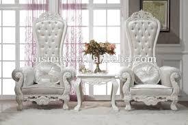 luxury living room furniture elegant royal queen chairs set buy