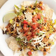 vegetarian taco salad recipe eatingwell