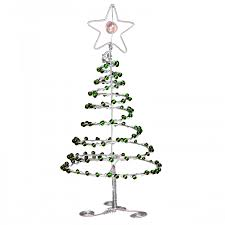 little christmas trees christmas lights decoration