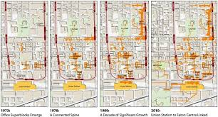 eaton centre floor plan path master plan study a look at the future vision for the