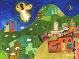 28 best nativity watercolor images on landscapes draw