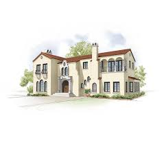Spanish Colonial Architecture Floor Plans Spanish Colonial House Style House And Home Design