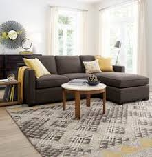 hgtv home design studio cu 2 double chaise sectional by bassett