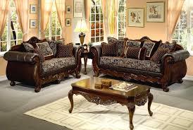 Rustic Livingroom Furniture Teak Living Room Furniture Astonishing Rustic Teak Wood Sofa Set