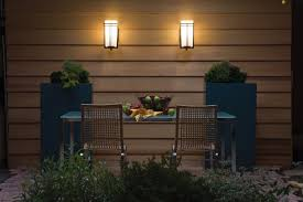 Kichler Outdoor Led Lighting by Kichler Lighting 49201bk Tremillo Modern Contemporary Outdoor