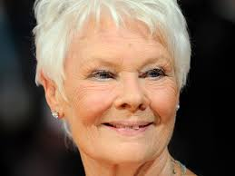 how to get judi dench hairstyle what do you ink dame judi dench plans tattoo to mark her 80th