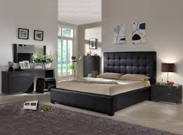 Wenge Bedroom Furniture Storage Bed Athens Black By At Home Usa Modern Platform Bed