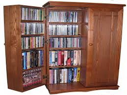 Cd Storage Cabinet With Glass Doors Charming Media Storage Cabinet With Doors Valeria Furniture At