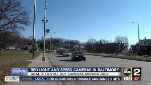 baltimore red light camera red light speed cameras to return to baltimore youtube