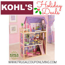 kidkraft kohl u0027s pre black friday doll house sale 69 99 from 130