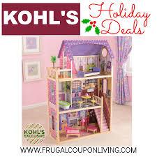kohls black friday sale kidkraft kohl u0027s pre black friday doll house sale 69 99 from 130