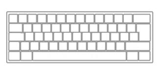 blank keyboard layout template u2013 my site