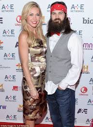 why did jesicarobertson cut her hair camouflage for kids duck dynasty star jessica robertson says she