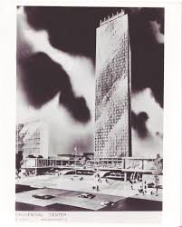 archboston org evolution of the prudential center 1954 1989