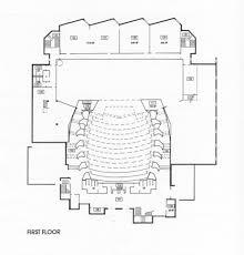 floor plan theater telfair peet theater au