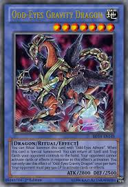 odd eyes gravity dragon yugioh ocg by yeidenex on deviantart