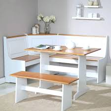corner kitchen table set benches dining room bench chairs oak and