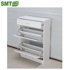 White Shoe Cabinet With Doors by Wood Shoe Rack 2 Doors White Pb Own Factory Cheap Price For Sale