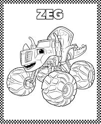 monster truck coloring pages cartoon coloring pages pinterest