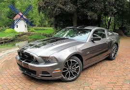 2014 mustang gt premium lothar s black striped 2014 gt premium the mustang source ford